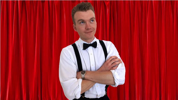 SRP presents Magician Brian Ledbetter