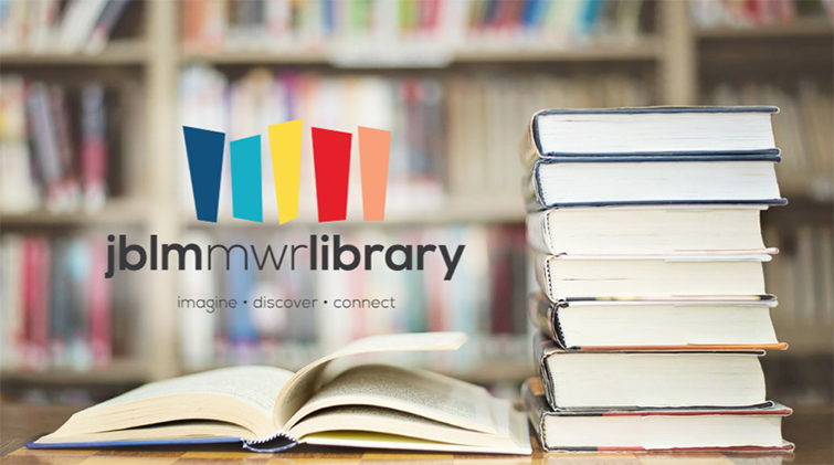 Like the JBLM Libraries page