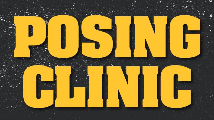 Posing Clinic