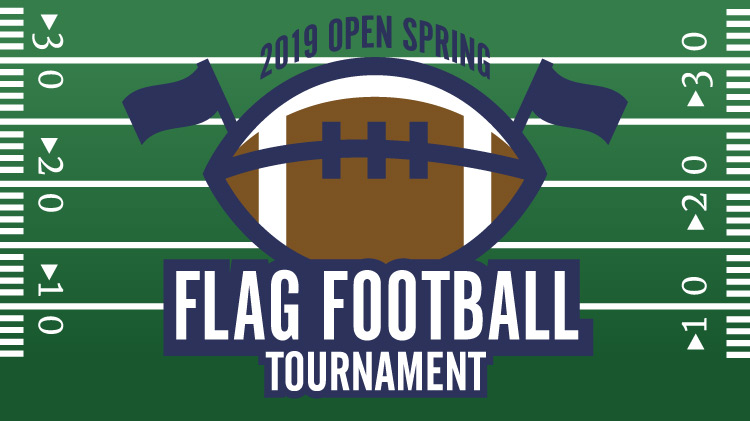Open Spring Flag Football Tournament Meeting