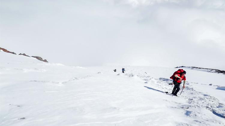 Glacier Climb Mount Hood