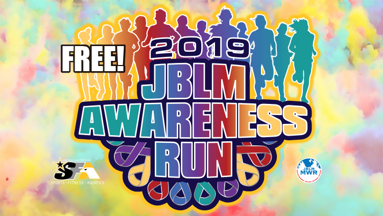 2019 JBLM 5K Awareness Run