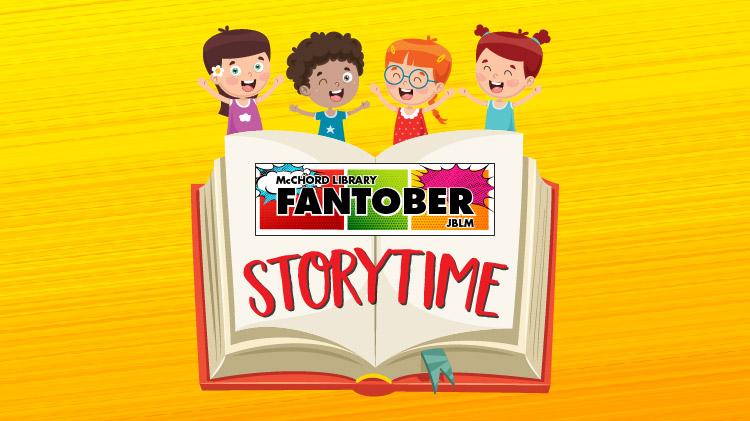 Fantober Storytime