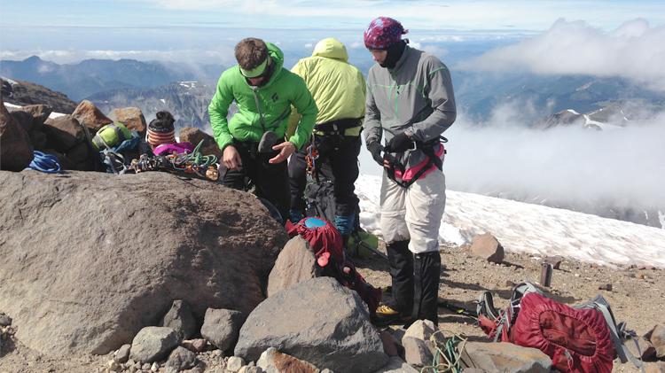 Basic Alpine Course (Group A)
