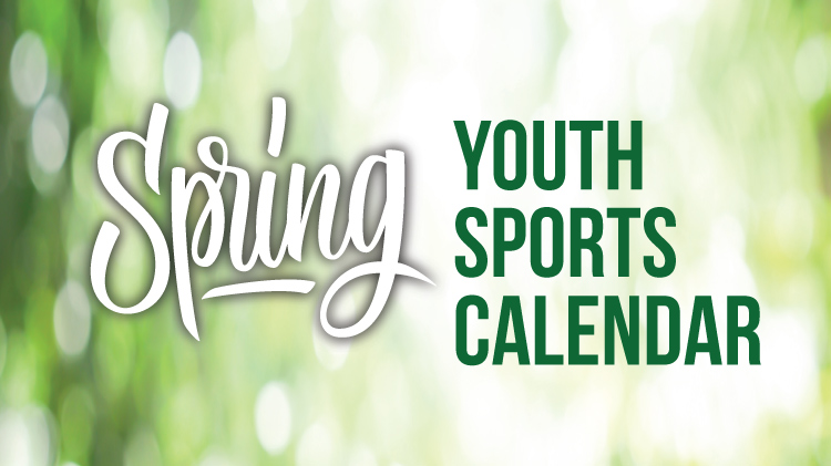 Spring Youth Sports Calendar