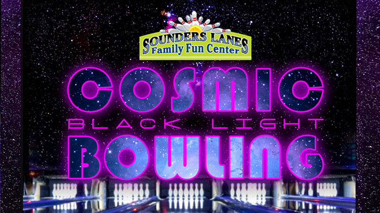 Cosmic Bowling Saturdays