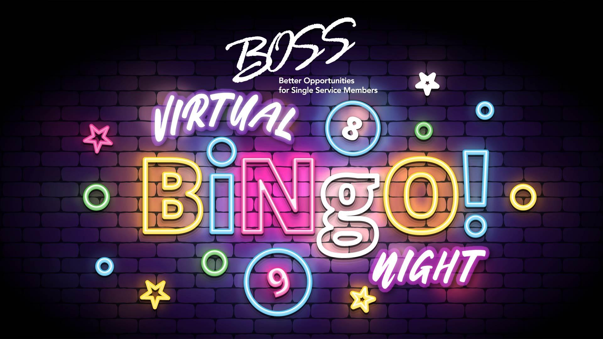 Virtual Bingo with BOSS