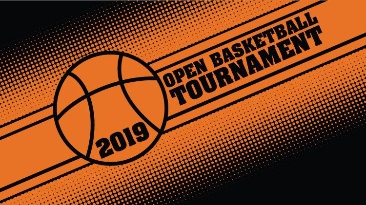 2019 Open Basketball Tournament