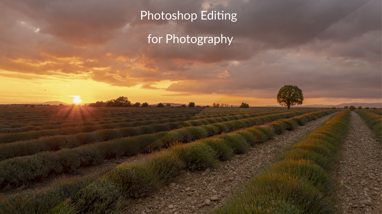 Photoshop Editing for Photographers
