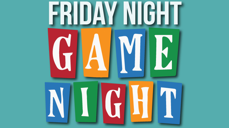 Friday Night Game Night