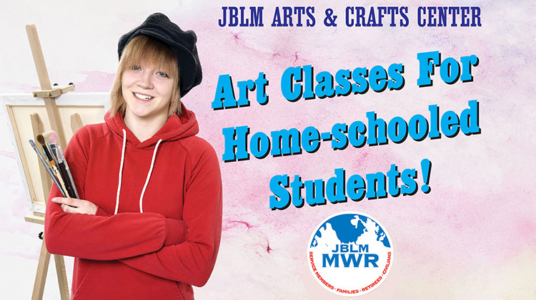 Art Classes for Home-schooled Students