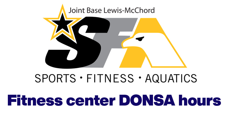 Fitness Center DONSA Hours