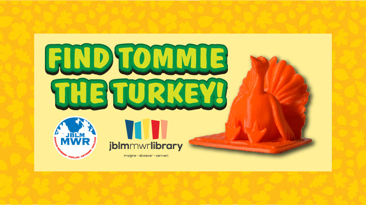 Find Tommie the Turkey