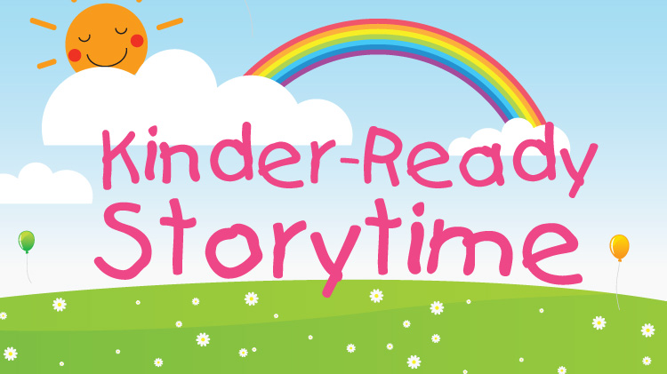 Kinder-Ready Storytime