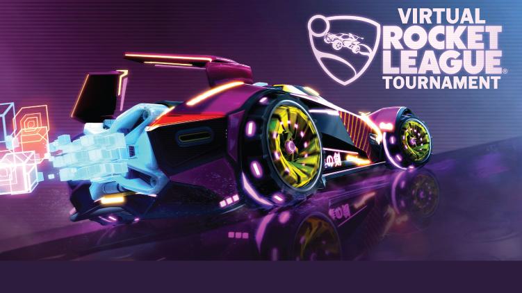 Virtual Rocket League Tournament