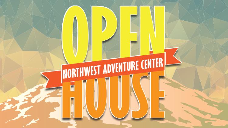 NW Adventure Center Open House
