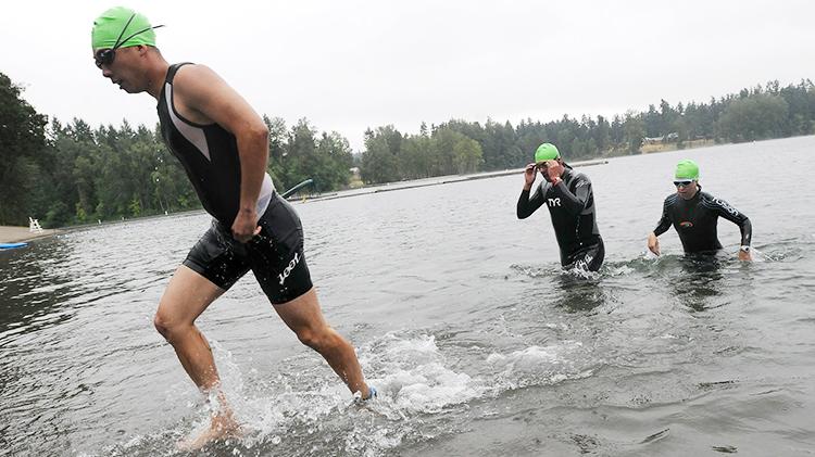 2019 JBLM Pacific Pathways Sprint Triathlon
