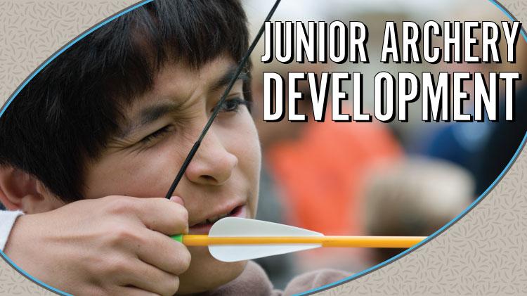 Junior Olympic Archery Development registration
