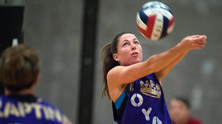 Women's Open Volleyball Tournament