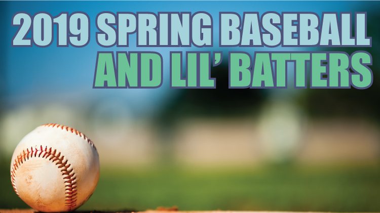 Spring Baseball & Lil Batters Registration