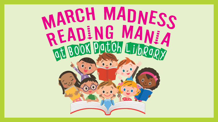 March Madness Reading Mania