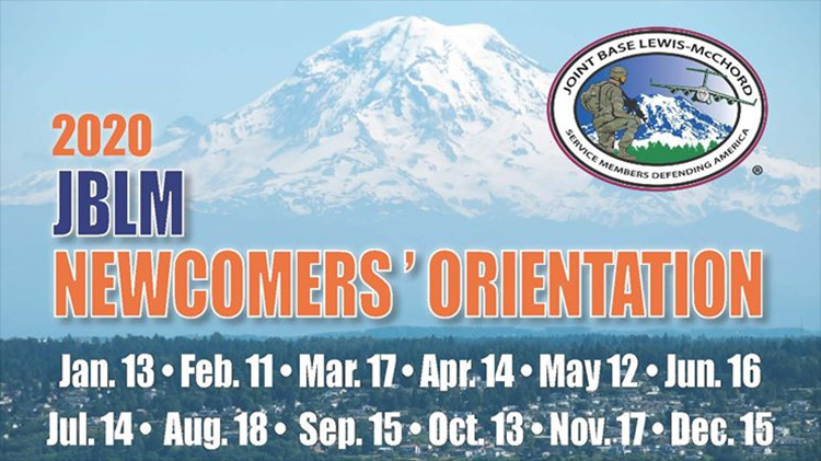 Newcomers' Orientation