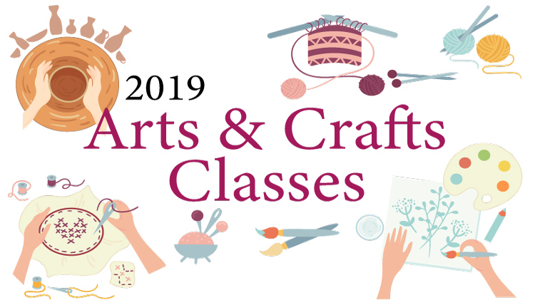 Arts & Crafts Classes