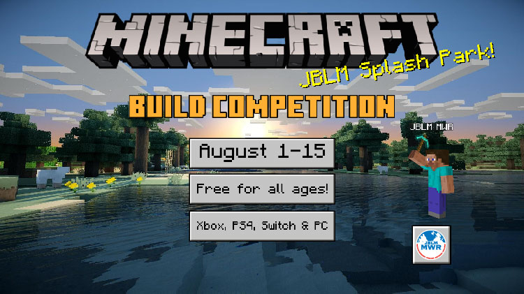 Minecraft Build Competition