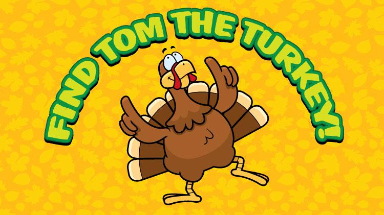 Find Tom the Turkey