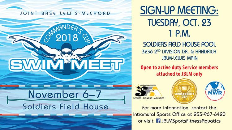 CC Swim Meet Meeting