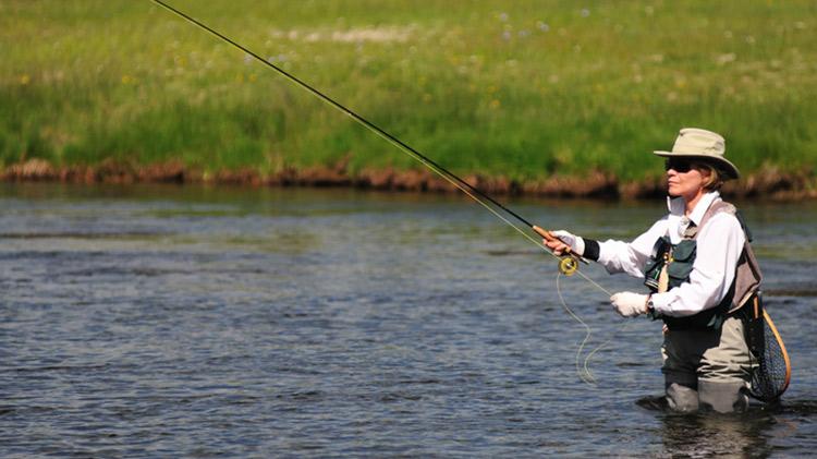 JBLM Lake Fly Fishing