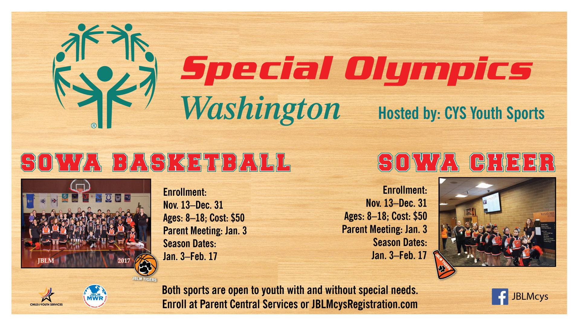SOWA Basketball & Cheer