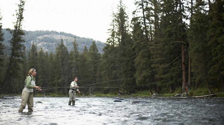 Nisqually River Fly Fishing