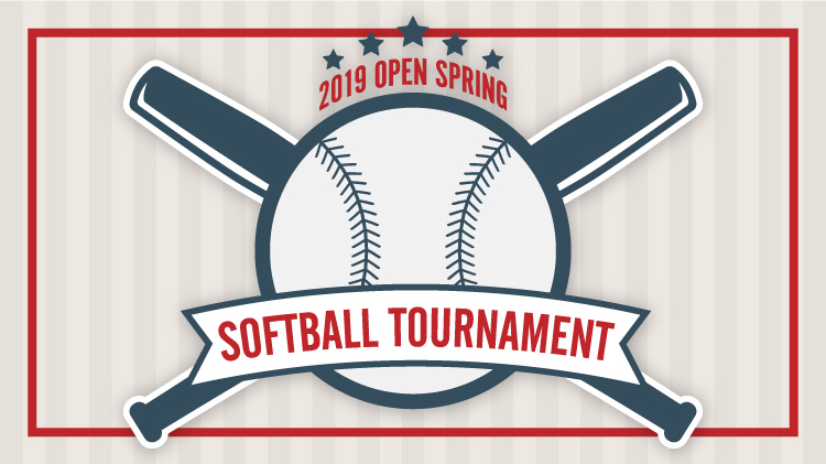 Open Spring Softball Tournament Coaches/Info Meeting