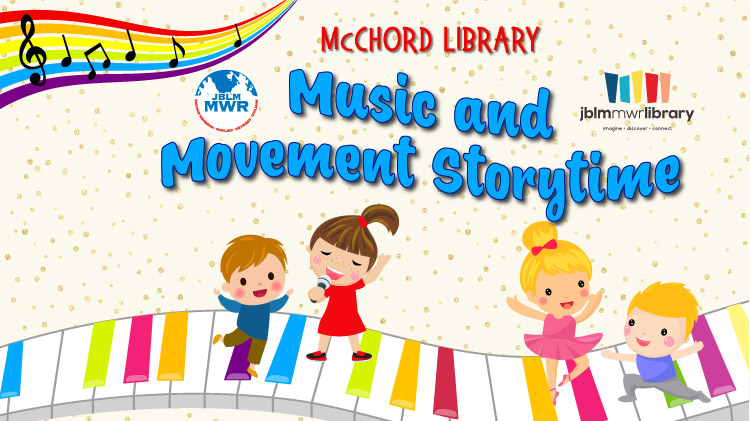 Music & Movement Story Time