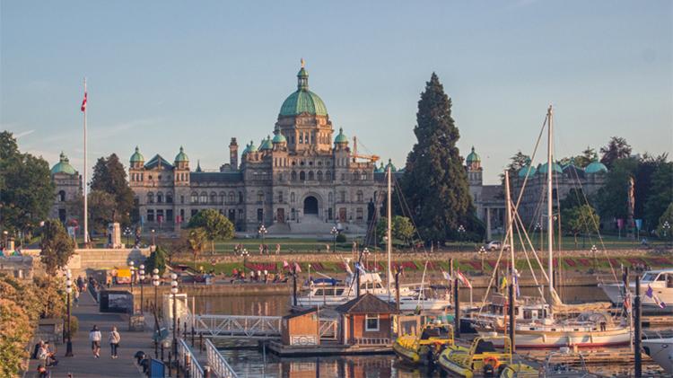 Explore Victoria B.C