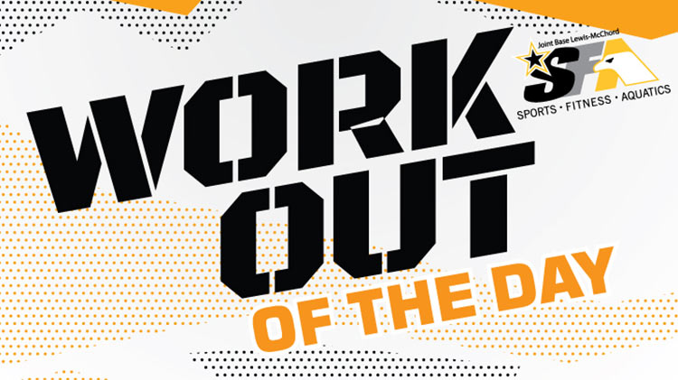 Work Out of the Day